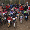 Record-Eagle/Keith King<br /> Kids gather Saturday, November 2, 2013 at Timber Ridge Resort for the Sno-Cone races during the 24th annual Iceman Cometh Challenge bicycle race events.