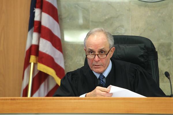 JUDGE MICHAEL HALEY