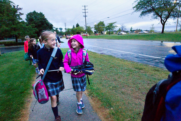 WALK TO SCHOOL DAY