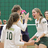 VOLLEYBALL: GAYLORD AT TC WEST