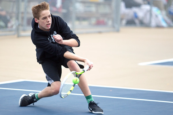 Tennis Regionals
