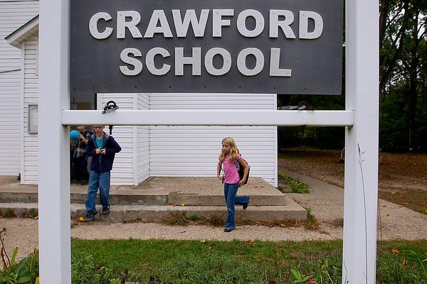 CRAWFORD SCHOOL