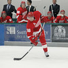 RED WINGS VS WILD PROSPECTS