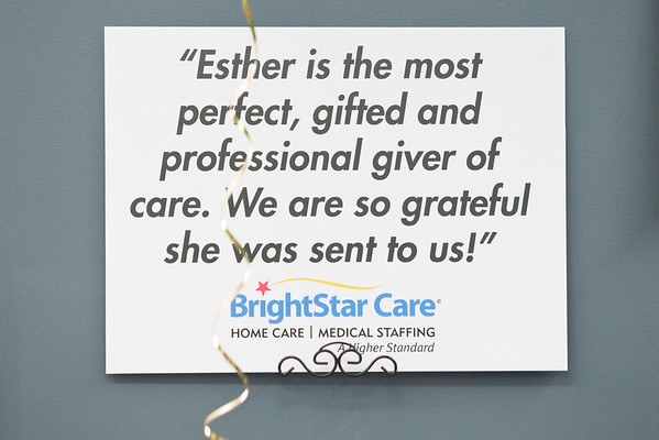 CAREGIVER OF THE YEAR