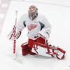 RED WINGS TRAINING CAMP