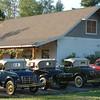 Record-Eagle/Marta Hepler Drahos<br /> Old cars at Cedar Rustic Inn,