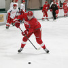 Record-Eagle/Keith King<br /> Tomas Jurco skates Friday, September 6, 2013 during the Detroit Red Wings Prospects Camp at Centre ICE.