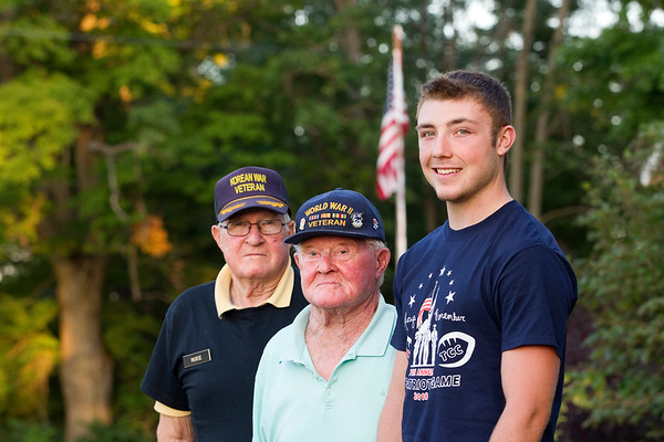 GENERATIONS OF VETERANS