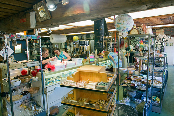 C AND M ROCK SHOP
