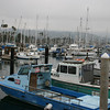 A look at the boat harbor in Santa Barbara.