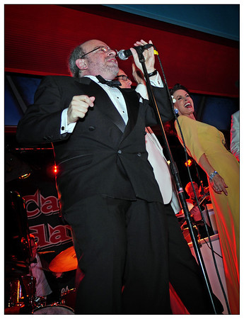 Bill Elliott Swing Orchestra at Hep Cats Holiday March 2013