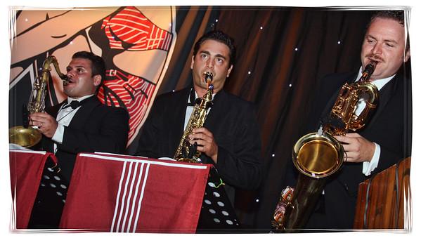 Hep Cats Holiday, July 2011 - The Ballroom Kings