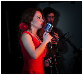 The Speakeasies Swing Band at Hep Cats Holiday March 2013