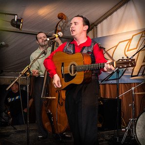 Charlie Hightone & The Rok-Its, at The Shakedown 2013