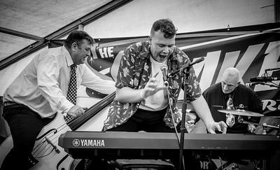 Lewis Chamberlain & Band, Shakedown 2017