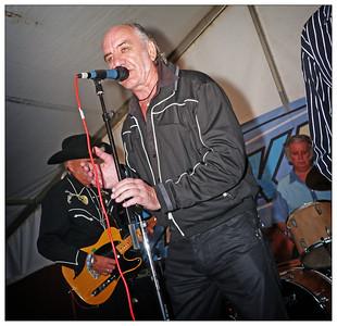 Shakedown 2012 - Crazy Cavan & The Rhythm Rockers on Saturday night