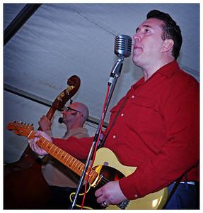 Shakedown 2012 - The Bullets on Saturday night