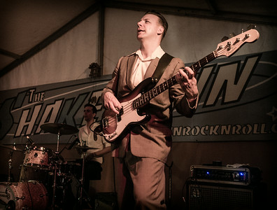 The Revolutionaires at The Shakedown 2014