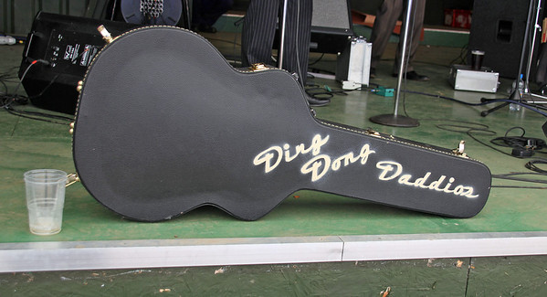 Ding Dong Daddios, at Twinwood 2011
