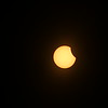 Eclipse - we love that the sunspots are visible.