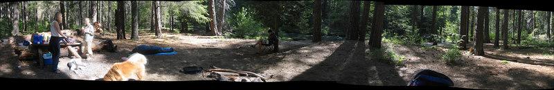 Ze bomb diggidy campsite.