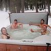 Kimbo heart hot tub.