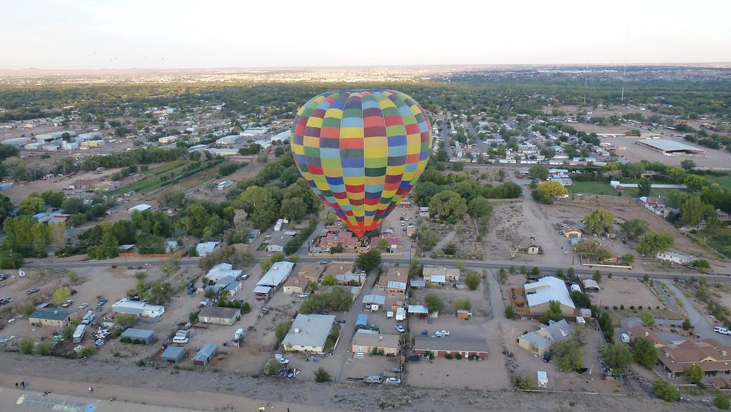 Albuquerque International Balloon Fiesta, Albuquerque, New Mexico<br /> (40th Anniversary)