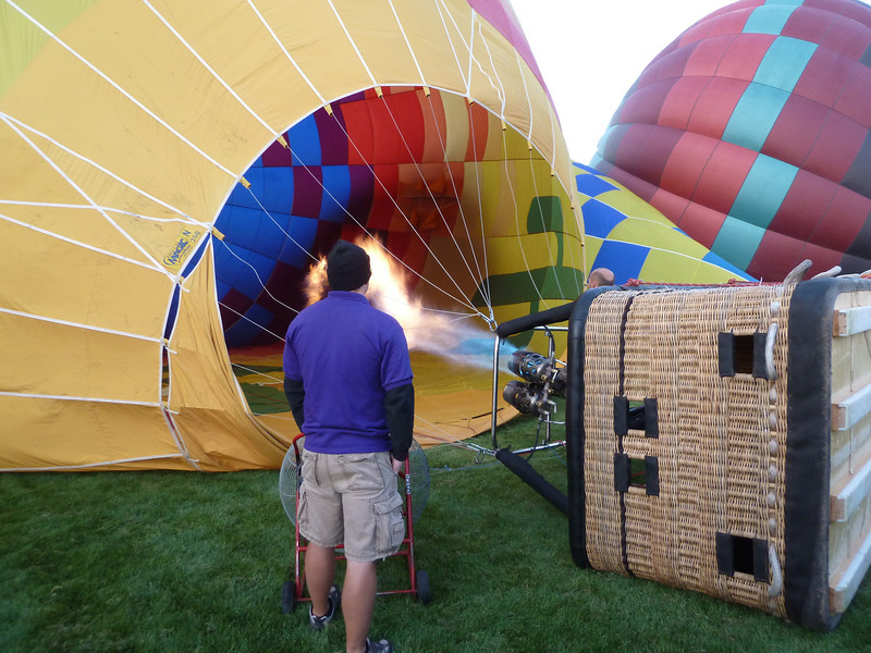 Albuquerque International Balloon Fiesta, Albuquerque, New Mexico<br /> (40th Anniversary)