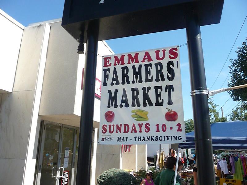 Emmaus Farmers Market (Emmaus, PA)