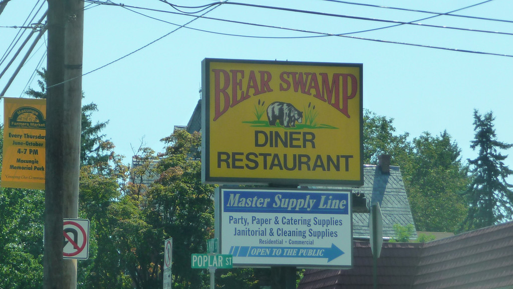Bear Swamp Diner (Macungie, PA)