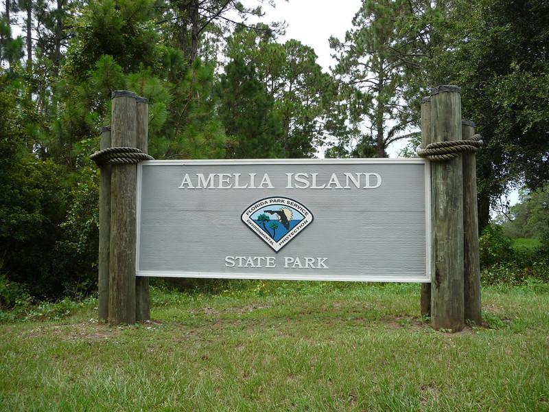 Amelia Island State Park