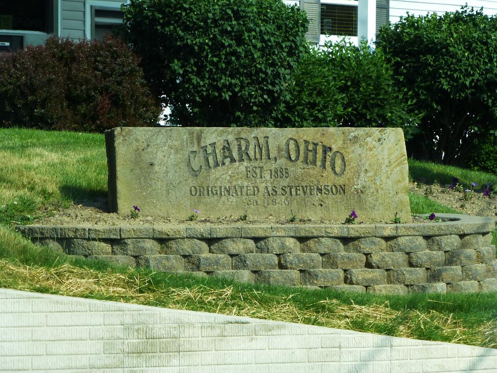 Charm, Ohio