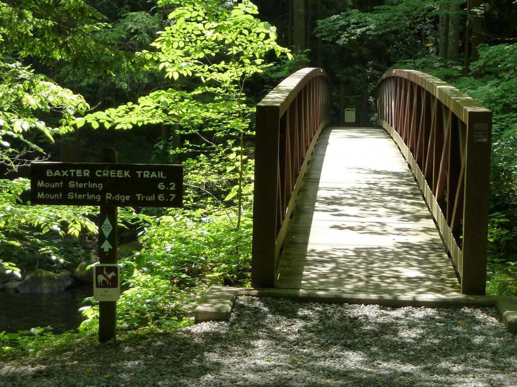 Baxter Creek Trail