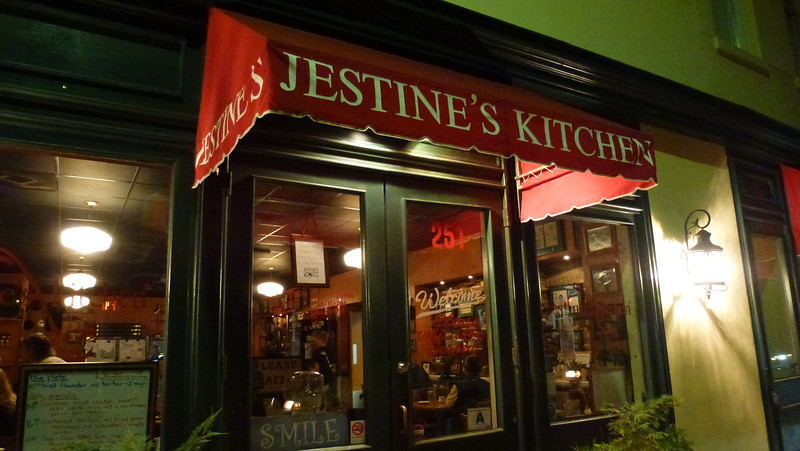 Jestine's Kitchen (Charleston, SC)