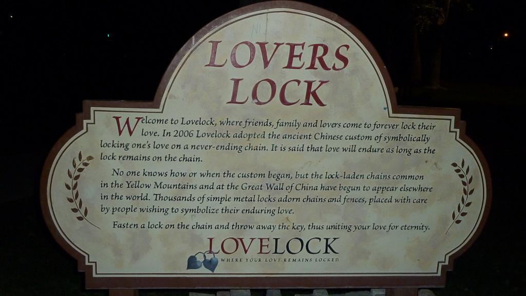 Lovelock, Nevada