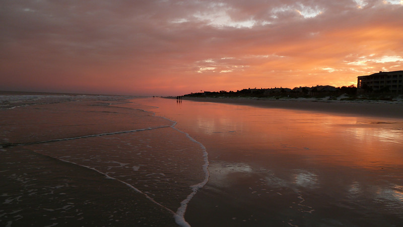 Sunset at Hilton Head