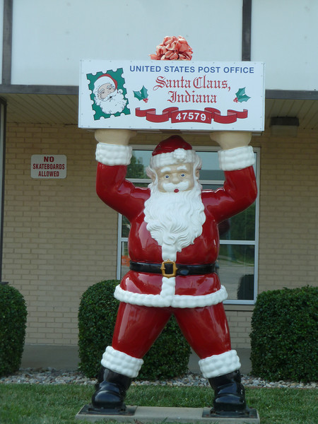 Santa Claus, Indiana Post Office
