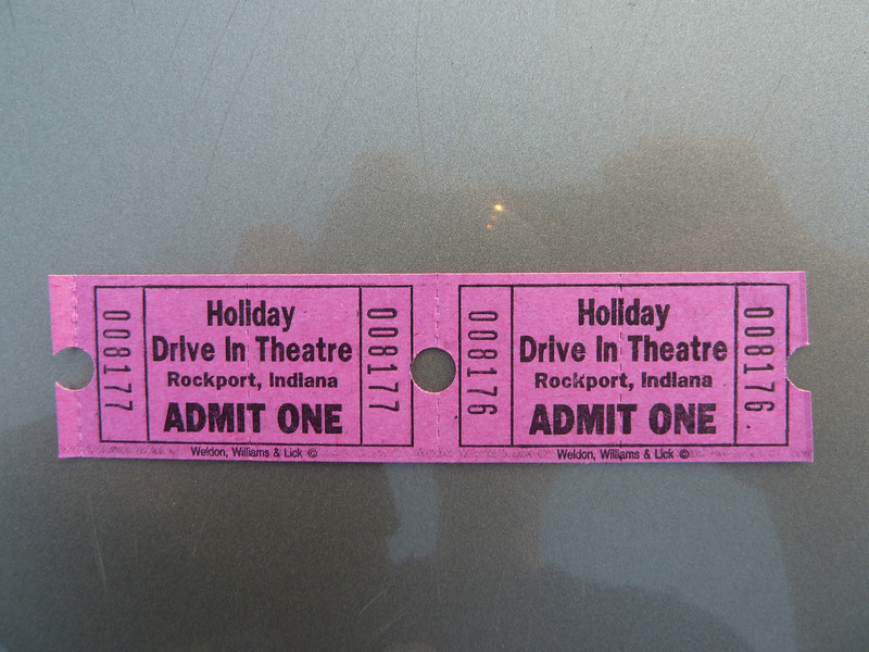 Holiday Drive In Theatre Tickets