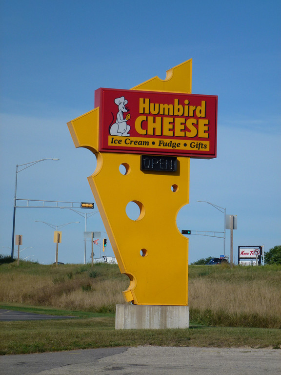 Humbird Cheese, Wisconsin