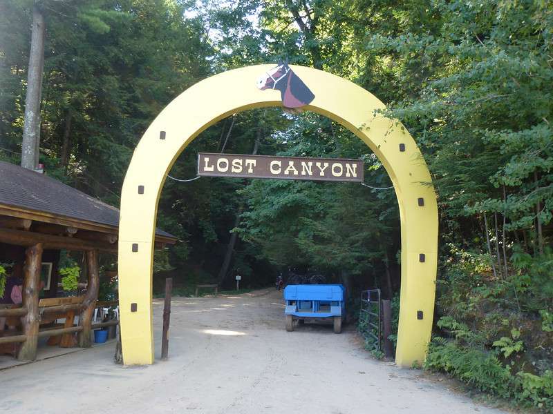 Lost Canyon, Wisconsin