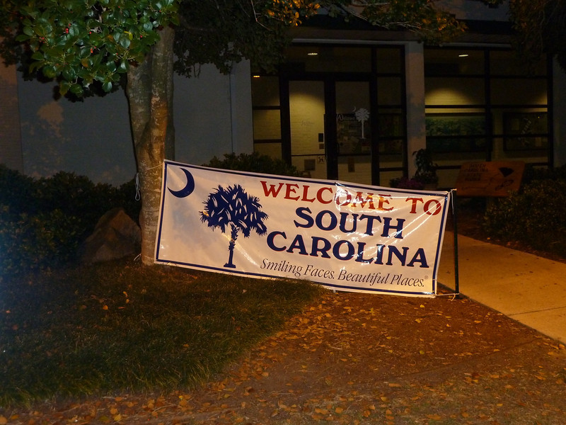 South Carolina Welcome Center