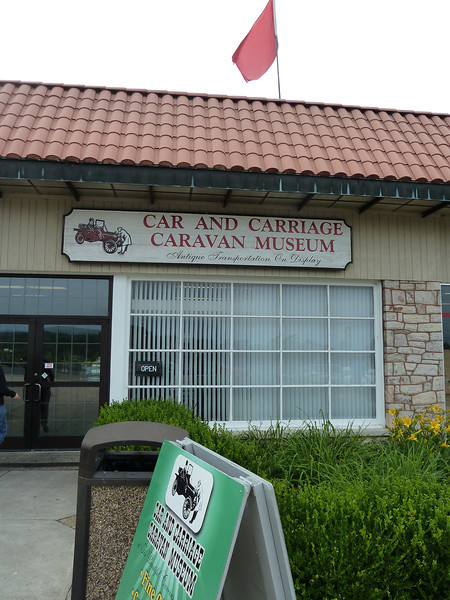 Car and Carriage Caravan Museum, Luray Caverns, VA