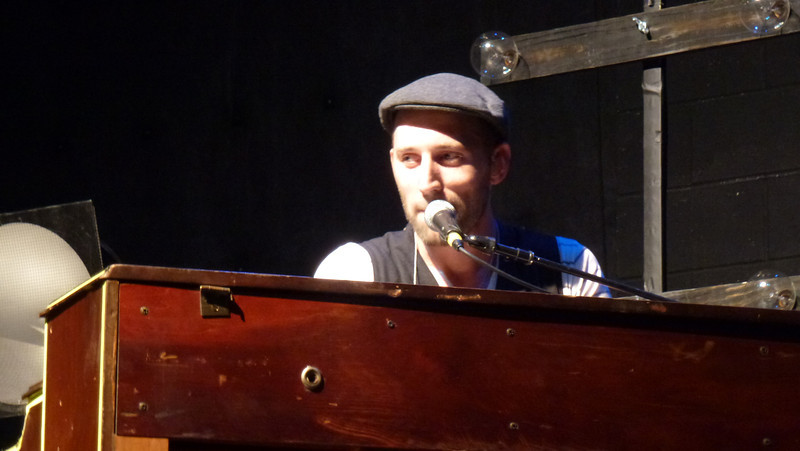 Mat Kearney, WorkPlay Theatre, Birmingham, Alabama (October 9, 2011)