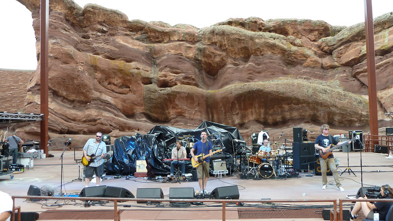 Toad the Wet Sprocket (Red Rocks Amphitheatre) July 4, 2011