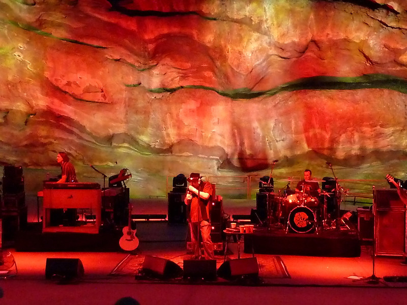 Blues Traveler at Red Rocks Amphitheatre (July 4, 2011)