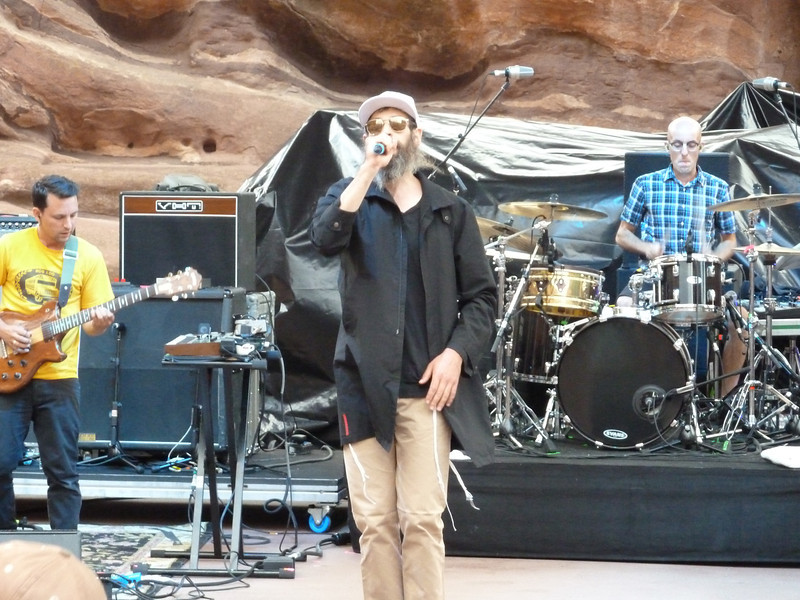 Matisyahu (Red Rocks Amphitheatre) July 4, 2011