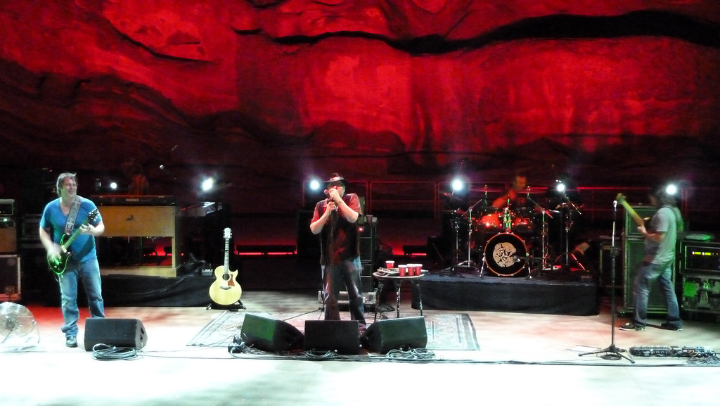 Blues Traveler (Red Rocks Amphitheatre) July 4, 2011