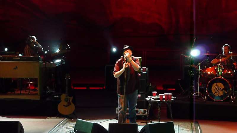 Blues Traveler (Red Rocks Amphitheatre) Juky 4, 2011