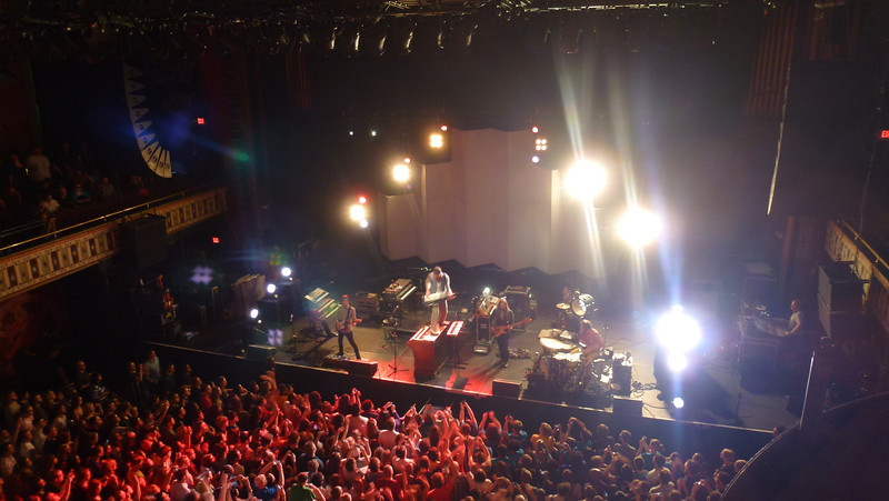 Mutemath, Tabernacle, Atlanta, GA (March 18, 2012)
