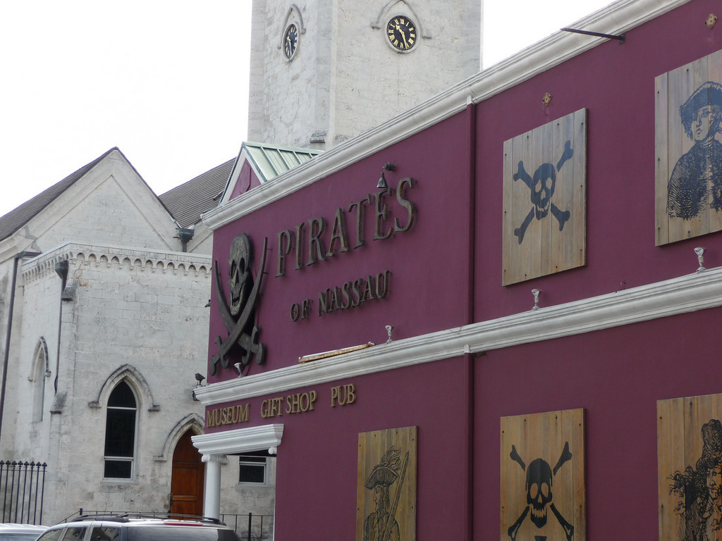 Pirates of Nassau Museum, Nassau, Bahamas